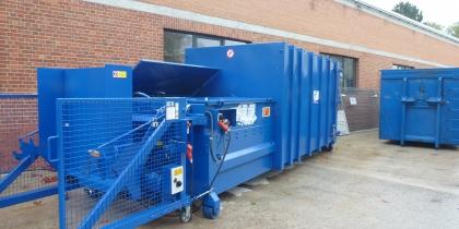 Abfall-Entsorgung für Industrie und Gewerbekunden