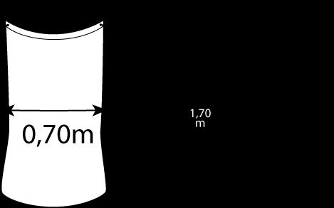 Containerdienst Containermaße: 0,70 x 2,60 x 0,50