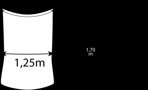 Containerdienst Containermaße: 1,25 x 2,60 x 0,70