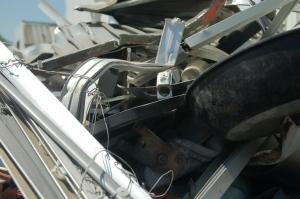 Metallschrott Entsorgung Altmetall