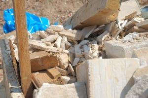 Gemischter Bau- und Abbruchabfall