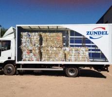 Kleinmengenlogstik in der Abfallentsorgung beim Containerdienst Abfallexpress