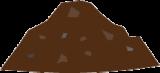Containerdienst für Erdaushub & Boden (unbelastet) online bestellen