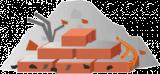 Mulde / Container für Bau- und Abbruchabfälle gemischt  online bestellen