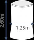 PE-Sammelsack 2,5m³ zur Abfallentsorgung