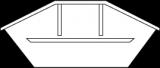Mulde 5m³ (Symmetrisch) online bestellen